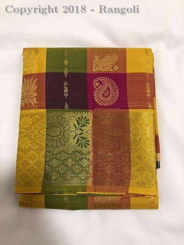 Half Sarees Pattu Collection